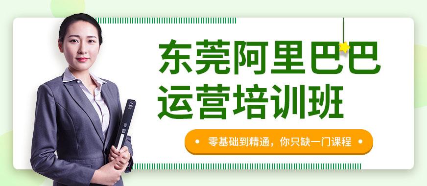 东莞阿里巴巴运营培训班 - 美迪教育