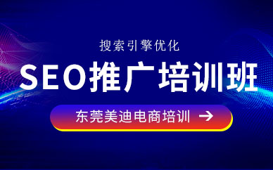 东莞SEO推广培训班