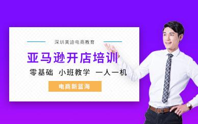 深圳亚马逊开店培训班