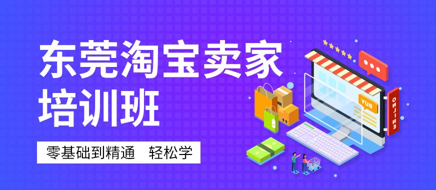 东莞淘宝卖家培训班 - 美迪教育