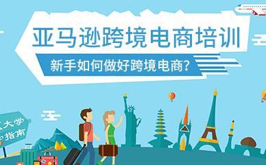 广州亚马逊跨境电商运营培训班