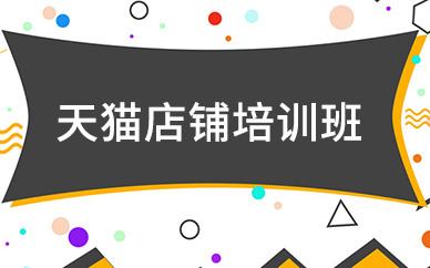 佛山天猫店铺运营推广培训班