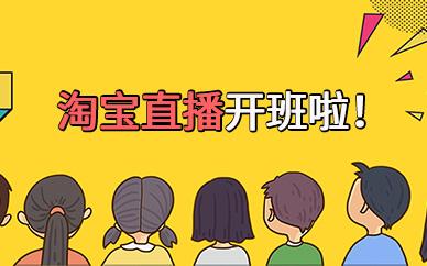 广州淘宝电商直播运营学习培训班