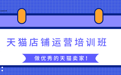 佛山天猫店铺运营推广培训学习班