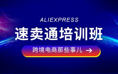 广州速卖通跨境电商运营培训班