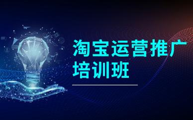 广州淘宝店铺运营推广学习培训班