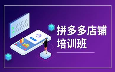 广州拼多多店铺开店运营推广专业培训班