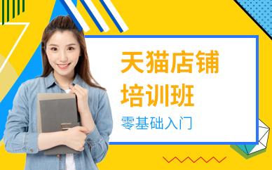 深圳天猫店铺运营推广课程学习培训班
