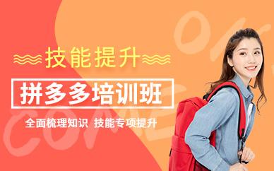 深圳拼多多店铺开店运营推广专业培训班