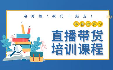 东莞抖音网红直播带货培训班