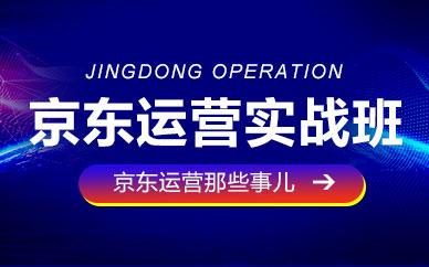 广州京东运营实战班