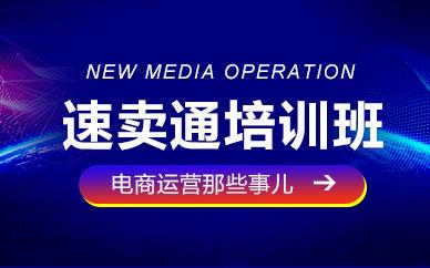 广州速卖通代运营培训班