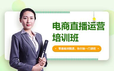 深圳淘宝电商直播运营培训班