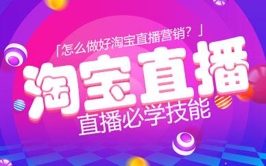 东莞淘宝直播营销培训课程