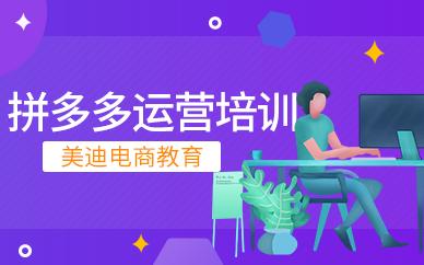 东莞拼多多店铺运营培训班