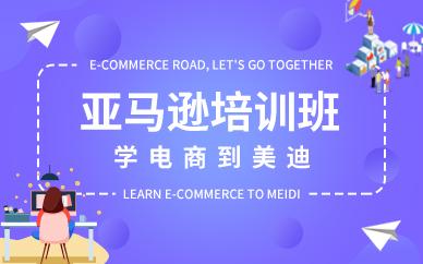 广州白云区亚马逊电商培训