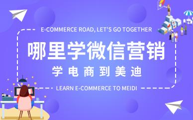 东莞哪里可以学微信营销