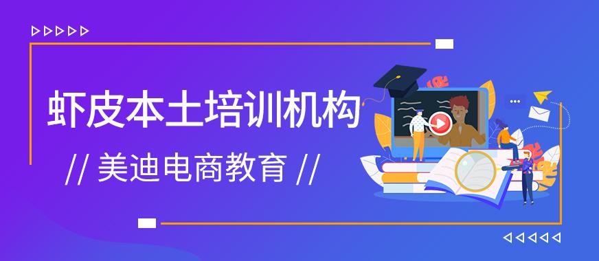深圳龙岗区虾皮本土培训机构 - 美迪教育