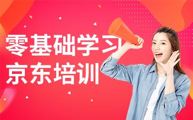 广州白云区零基础学京东培训班