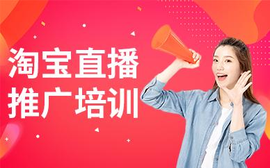 东莞淘宝直播推广培训课程