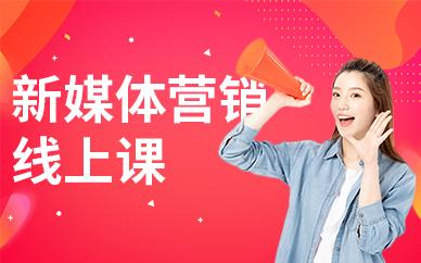 广州天河区新媒体营销线上课程