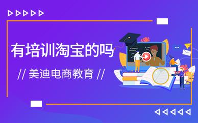 广州有培训淘宝开店的吗